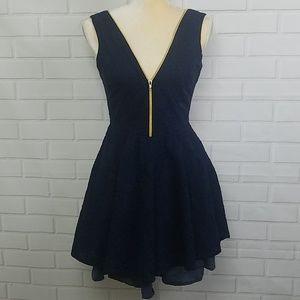 Ark & co. Women's Navy Blue dress size medium